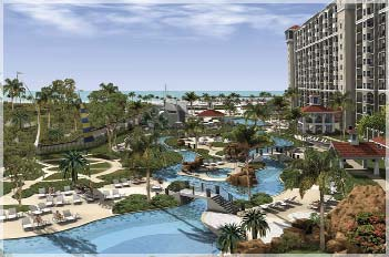 Aruba luxury resort