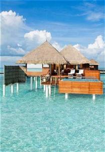 maldives island resort - taj exotica