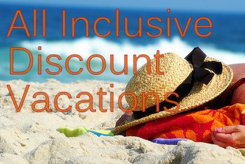 cheap all inclusive vacation discounts
