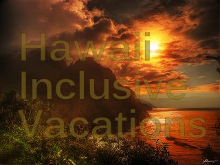 hawaii all inclusive resort vacations