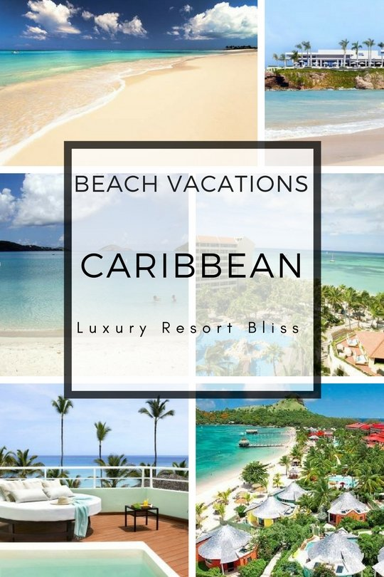 Best caribbean beach vacations for Best luxury all inclusive resorts caribbean