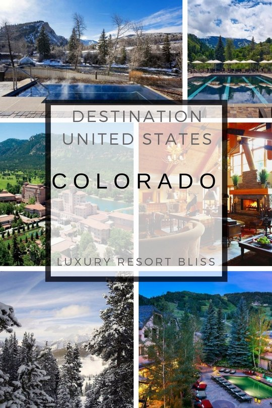 Colorado Luxury Resorts
