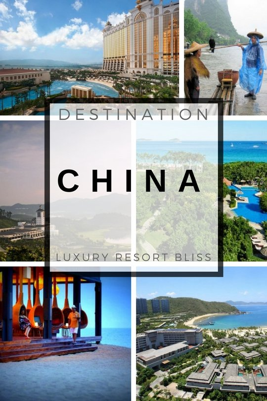 Best China Resorts
