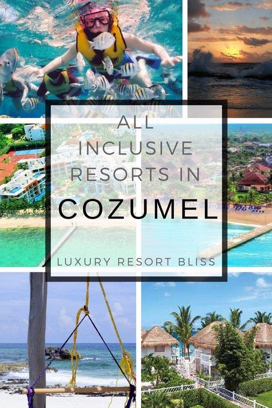 Cozumel All Inclusive Resorts