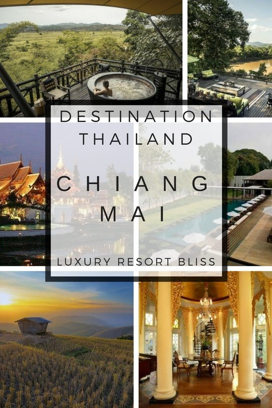 Chiang Mai Luxury Resorts