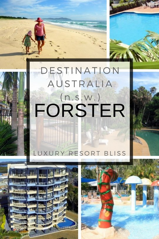 Forster Holiday Accommodation Review