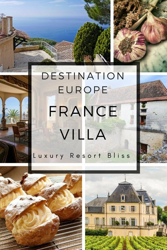 Best France Luxury Villas & Resorts