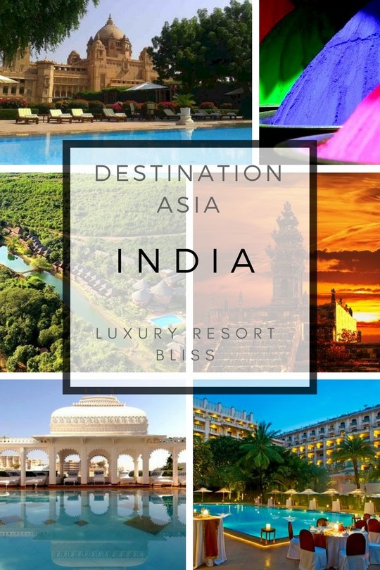 Best Resorts and Hotels in India
