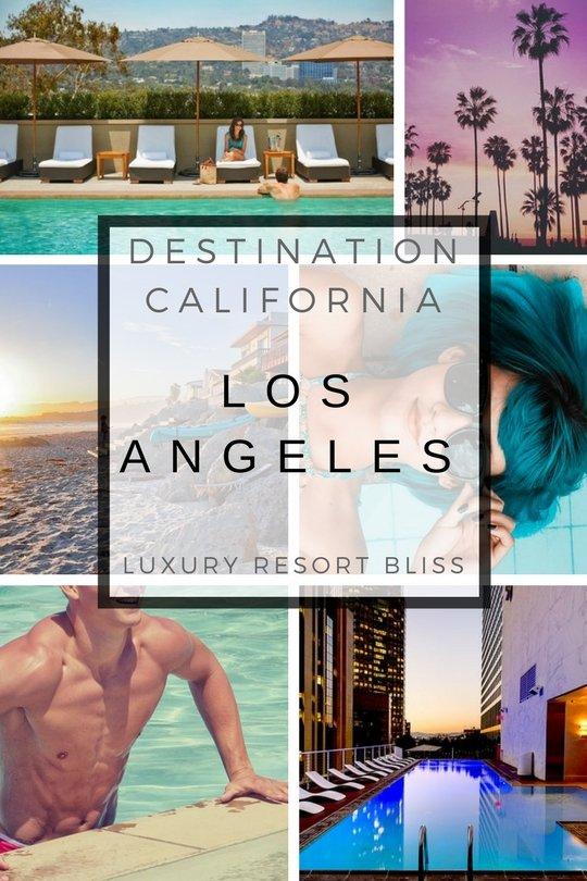 Best Luxury Resorts in Los Angeles