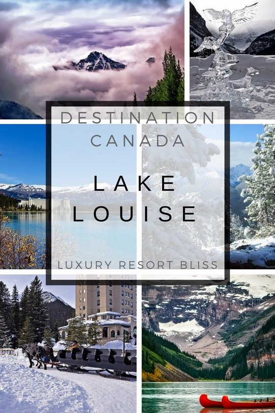 Lake Louise Ski Resorts