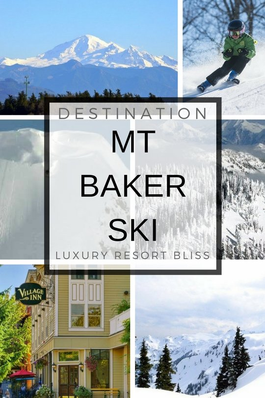 Mt Baker Ski Resort Accommodation