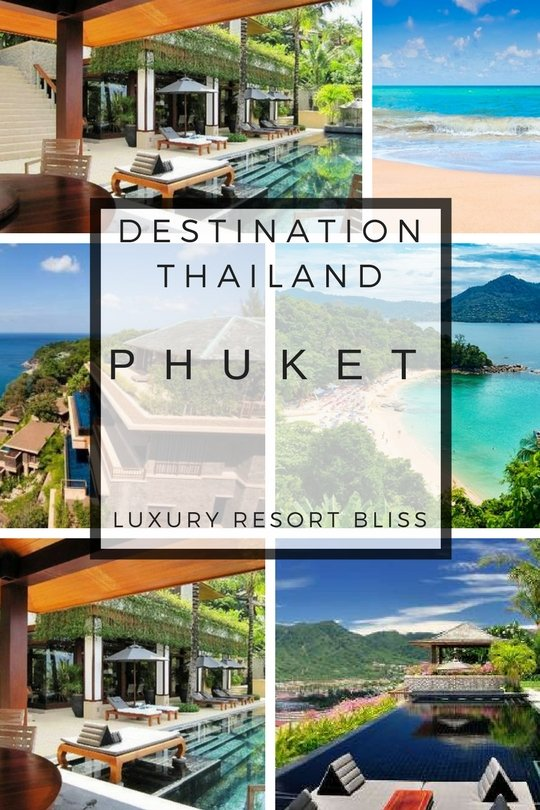 Best Phuket Thailand Hotels & Resorts