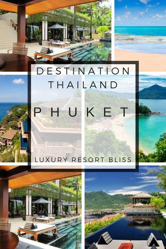 Best Phuket Thailand Hotels & Resorts