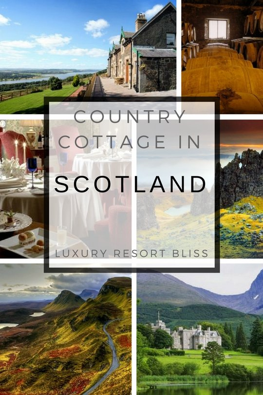 Best Country Cottages in Scotland