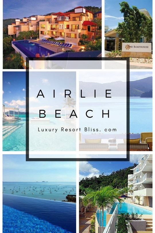 Best Airlie Beach Resorts and Accommodation