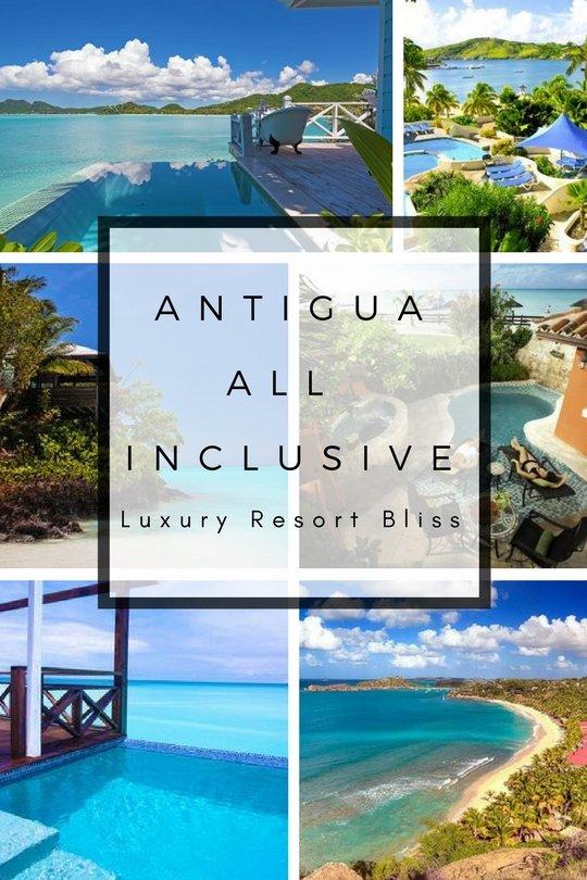 Top Antigua All Inclusive Resorts