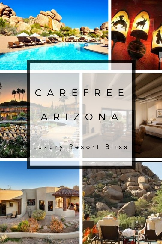 Arizona Carefree Luxury Resort