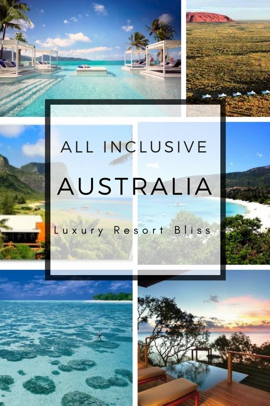 Australia All Inclusive Resorts