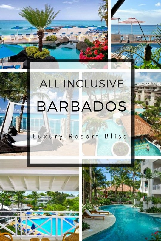 All inclusive resorts barbados for Best all inclusive ski resorts
