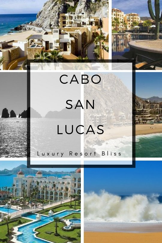 Best resorts in Cabo San Lucas, Mexico