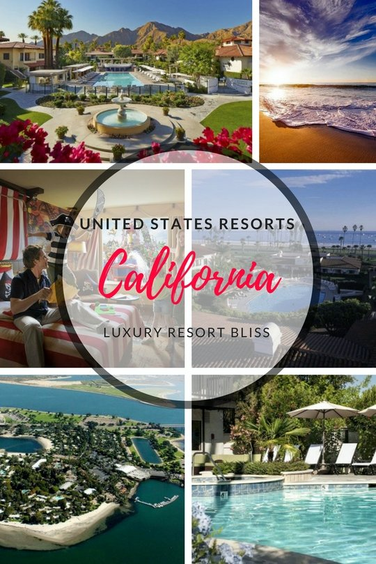 California Resorts