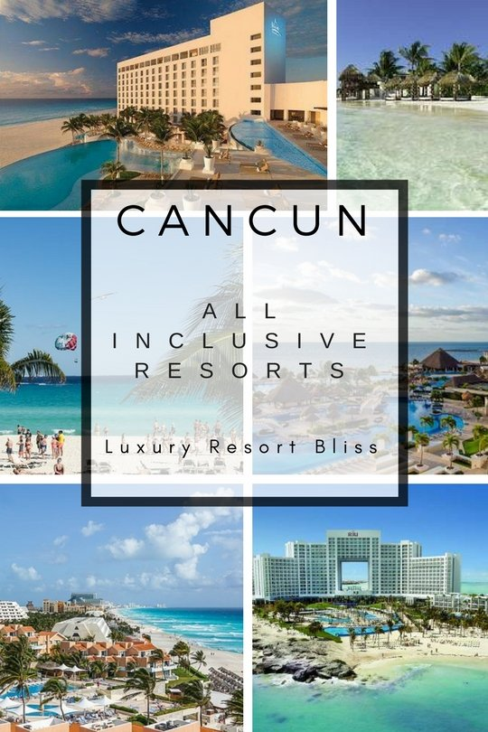 The Best Cancun, Mexico All Inclusive Resorts