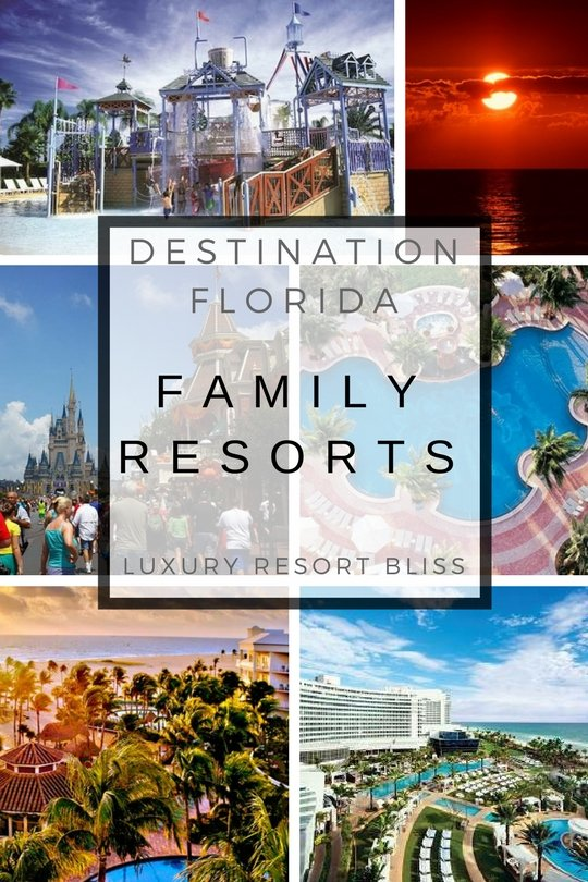 Top Florida Family Resorts