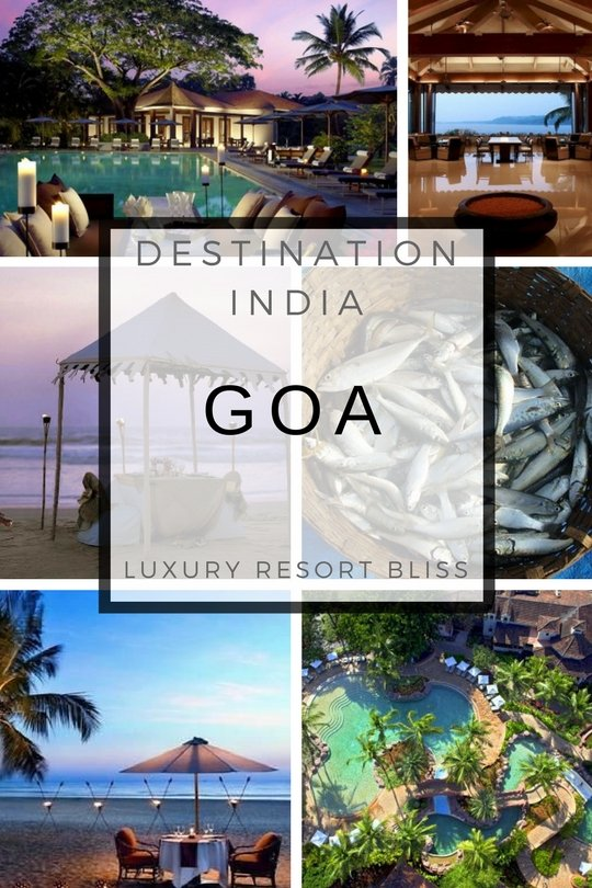 Best Luxury Resorts in Goa