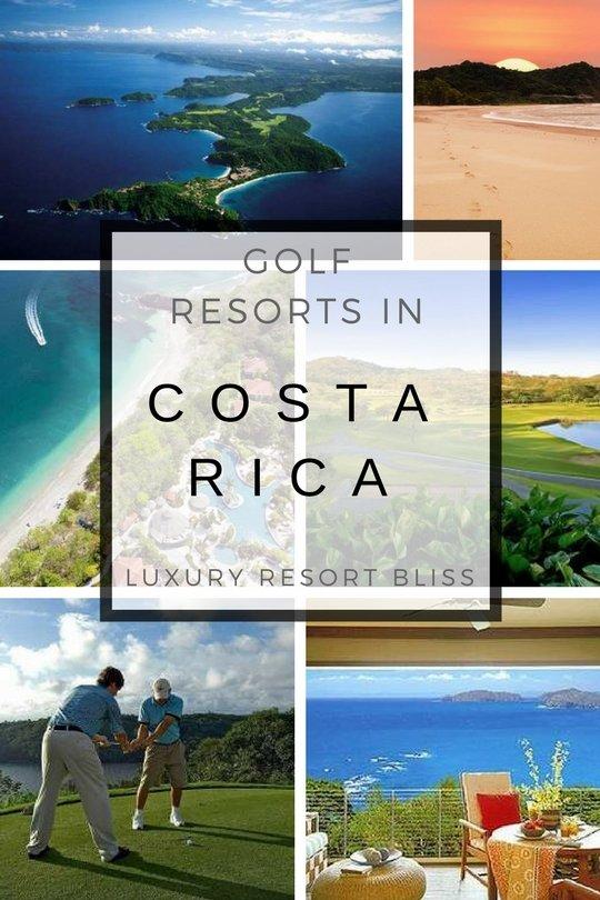 Best Costa Rica Golf Resorts