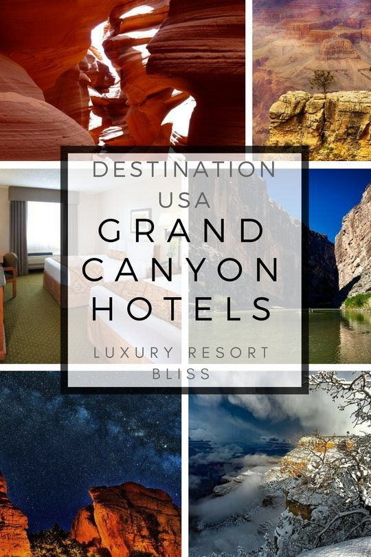 Best Hotels Near Grand Canyon