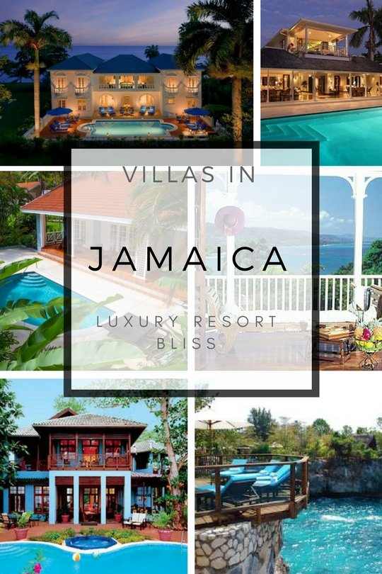 Jamaica Vacation Villa Resort