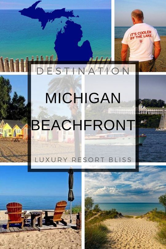Michigan Beachfront Resorts