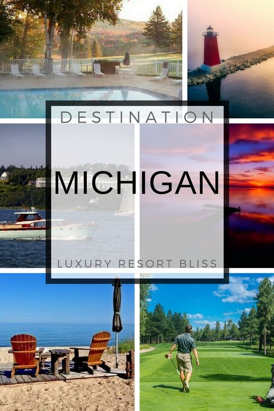 The Best Michigan Resorts