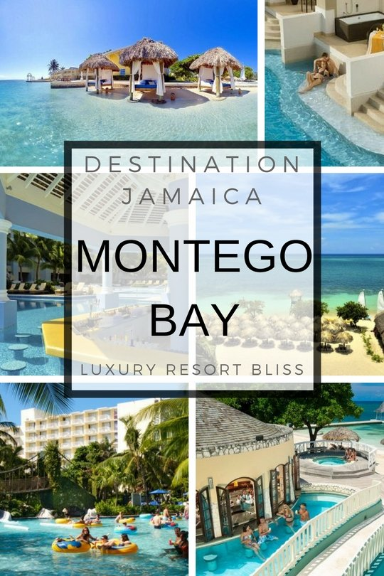 Montego Bay Jamaica Resorts for Couples