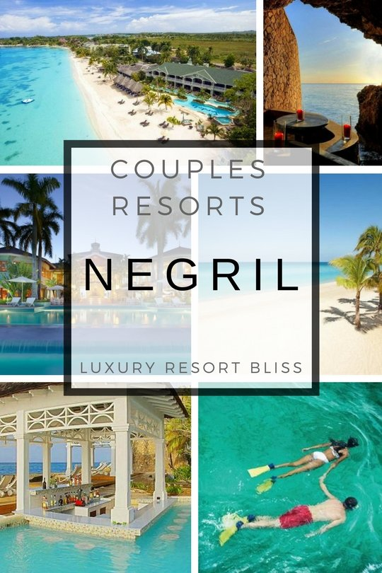 Best Couples Resorts in Negril, Jamaica