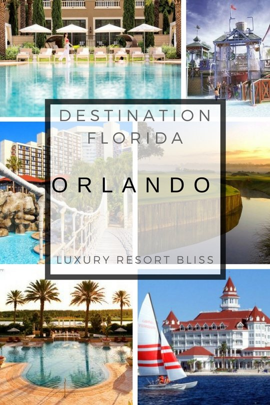 Best Luxury Resorts in Orlando