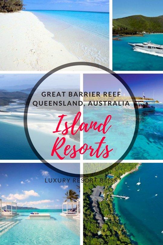 Queensland, Australia Islands Resorts