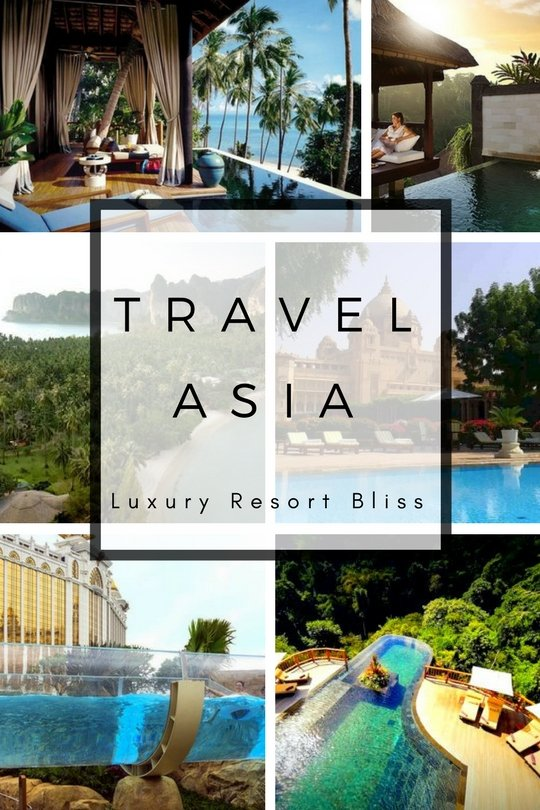 Luxury Travel in Asia