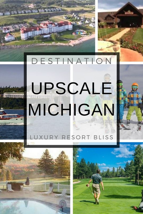 Michigan Upscale Resort Vacations