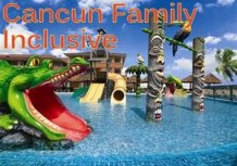 Cancun Family All Inclusive Resorts