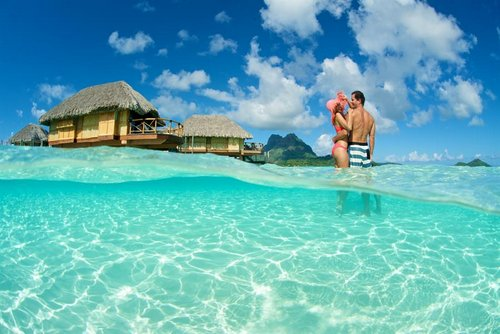 Beach Pearl Bora Bora Resort