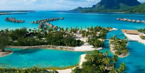 Four Seasons Bora Bora Resort