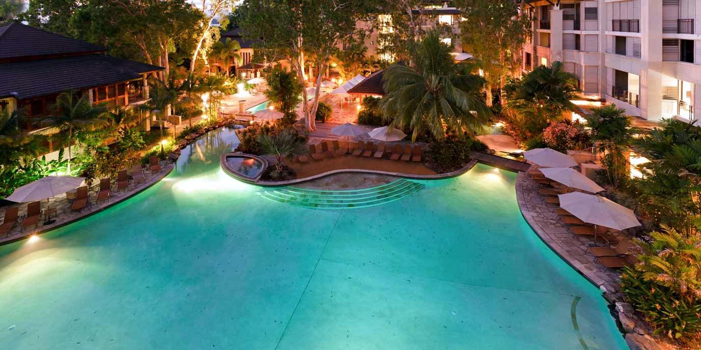 Sea Temple Resort and Spa Palm Cove