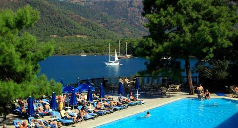 All inclusive resorts in europe for Truly all inclusive resorts
