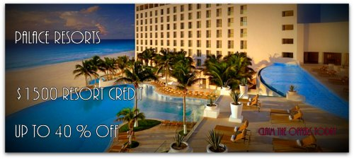 Palace Resorts Offer