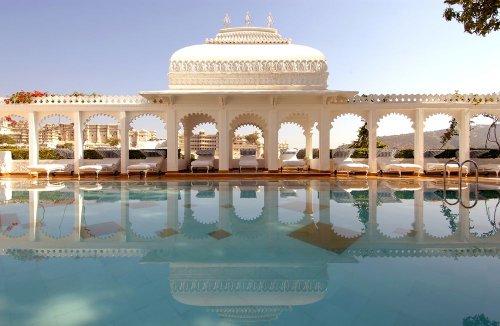 Taj Lake Palace Udaipur Hotel, India