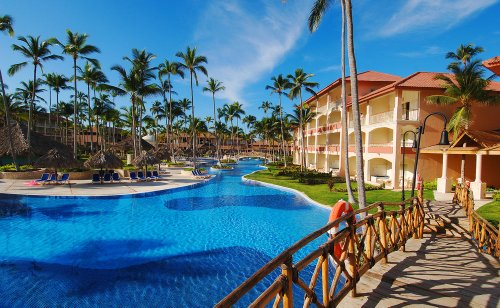 Pool at Majestic Colonial Punta Cana All Inclusive
