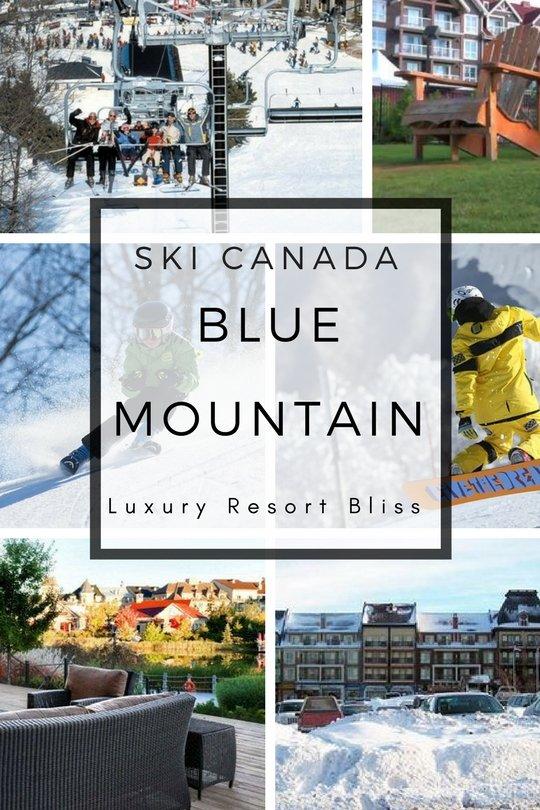 Blue Mountain - Canada Ski Resort