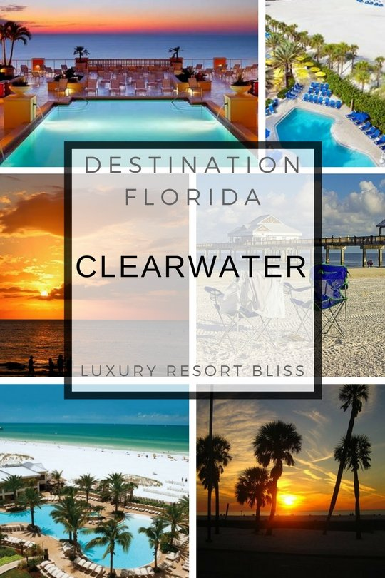 Clearwater Florida Resorts