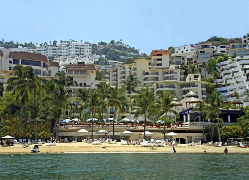 Park Royal Acapulco All Inclusive Vacation Resort